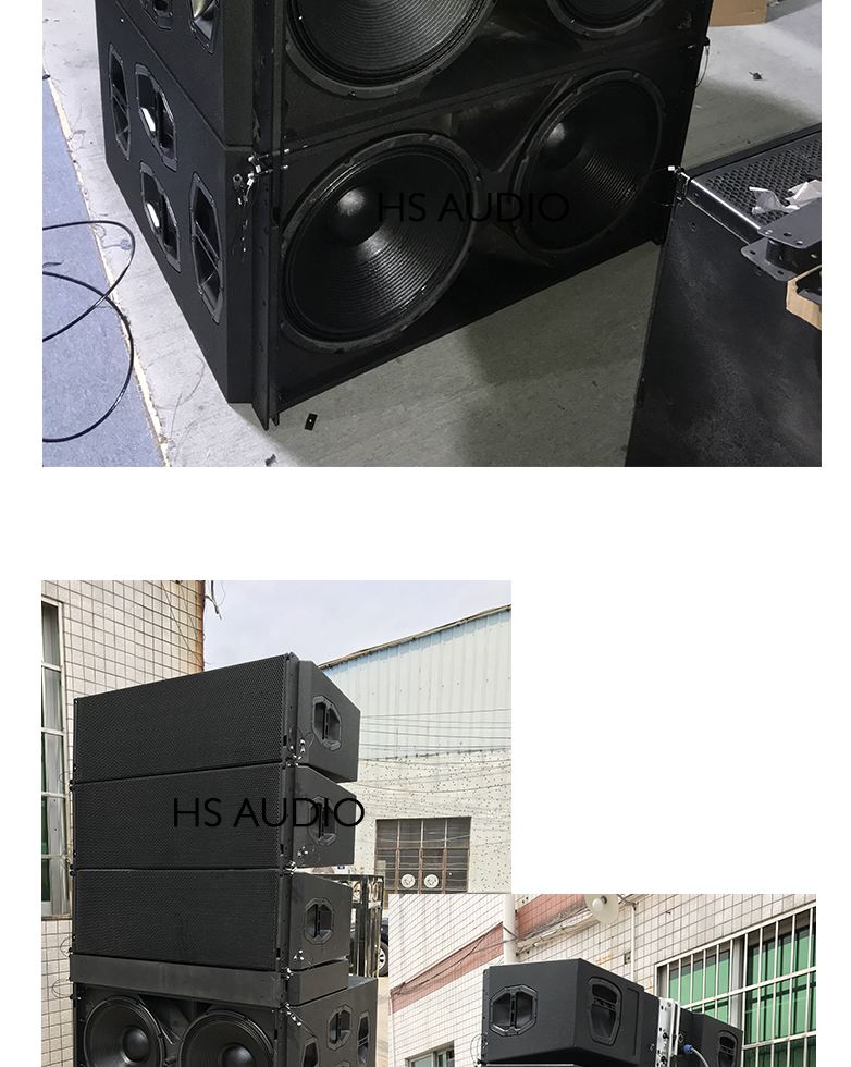 Wholesales J-Sub 18 Inch Subwoofer Frequency Response 32Hz-100Hz, View  powerful sub-woofer, OEM Product Details from Guangzhou Hs Audio Co , Ltd   on