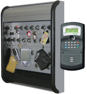 Rfid Electronic Key Management System