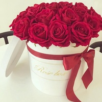 Cheap artificial fake plastic flower single rose mix color red roses flower