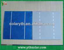 3 bus bar high efficiency 4.3 watt poly solar cells for DIY solar pannel!! GRADE A poly solar power