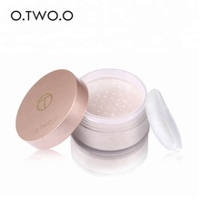O. TWO. O Neue Perfekte Make-Up Lose Pulver Finishing Pulver