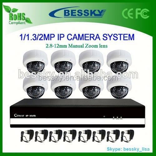 8ch NVR KIT,latest c7837wip surveillance camera support onvif cheapest r wireless ip camera,ap function onvif wifi camera