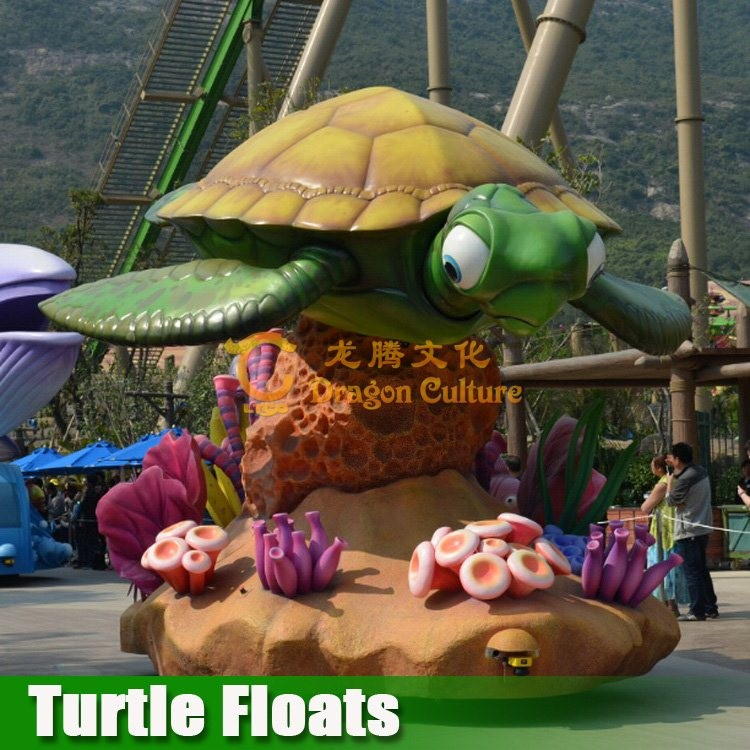 Zhuhai Ocean Kingdom Turtle Floats
