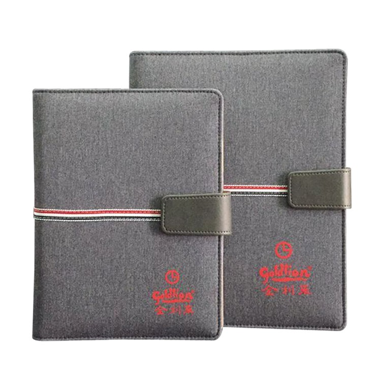 new design in chinese style with leather travelers notebook