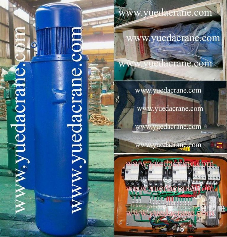 Alambre eléctrico polipasto 2 ton polipasto eléctrico precio