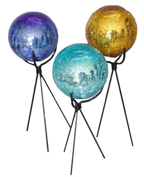 Mexican Blown Glass Balls Garden Globes Buy Blown Glass Globes