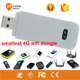 4G dongle 3G WiFi router mini wireless router sim card modem power bank travel wifi USB dongle WiFi dongle