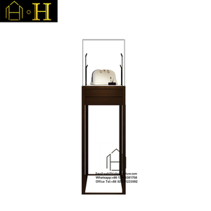 Customized luxury design jewelry shop used jewelry display showcases
