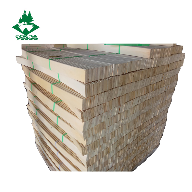 Export to Europe cheap bed base slat bed parts for bed