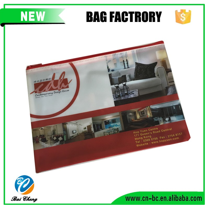 pvc pencil case, Promotional PVC bags f with logo