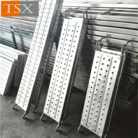 Scaffolding Catwalk Metal Decking