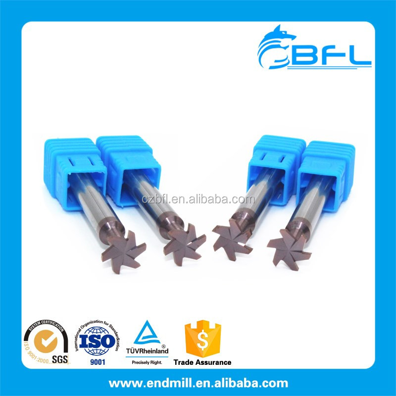 BFL CNC Carbide Milling Cutters T-shape Cutter