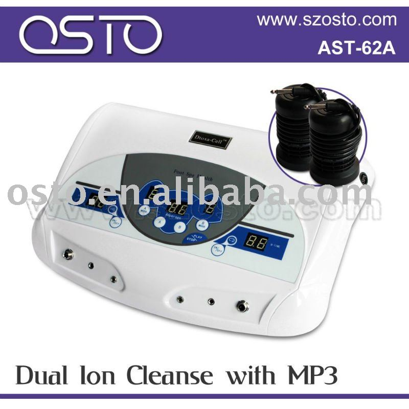 Dual System Ion Cleanse