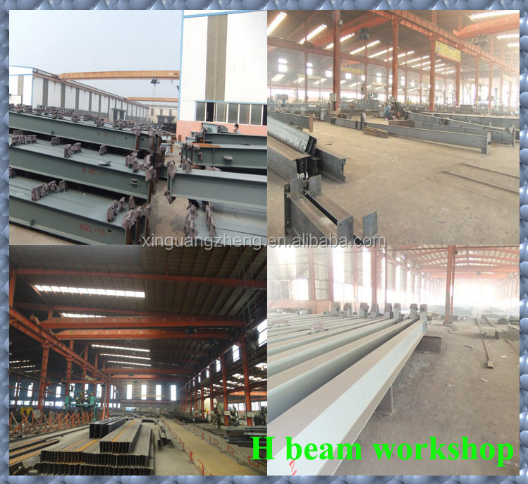 China prefabricated steel warehouse for sale