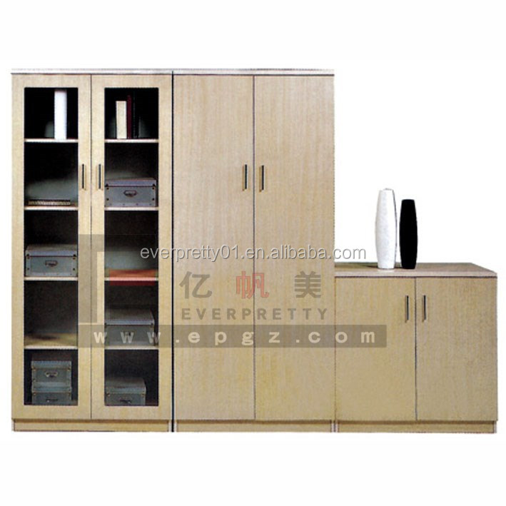 Well Design Wooden Office Furniture Filing Cabinets Hot Bedroom Almirah Designs High Quality