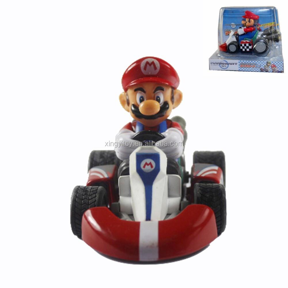 Voiture Jouet Kart Boîte Mario tirer Dans La Mario L'arrière Nouveau Buy dos Arrière Super De eDHEWIY2b9