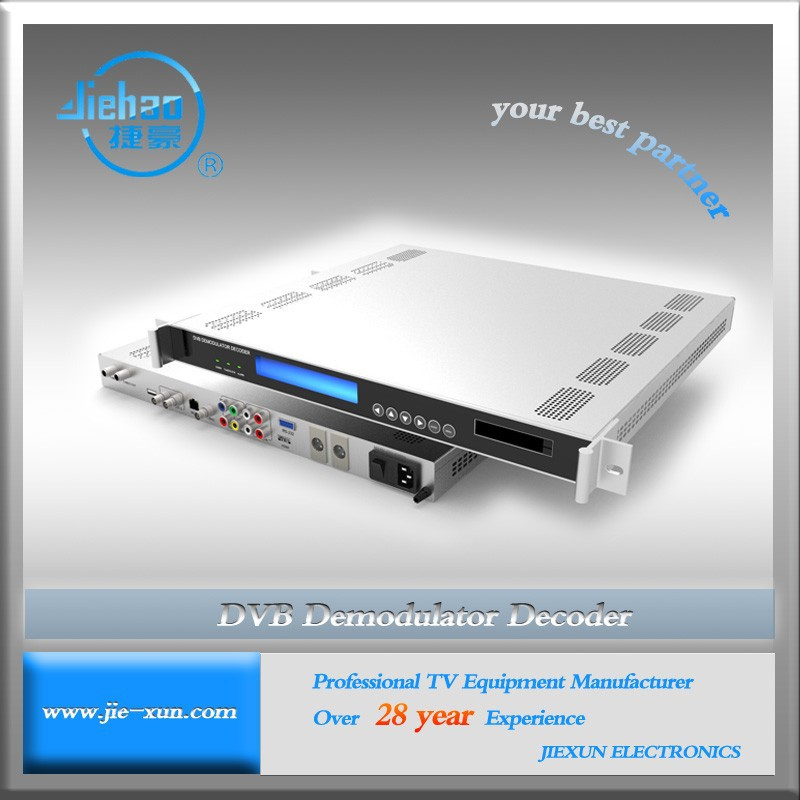 DVB-S2 satellite receiver with CI interface for Irdeto, Conax, Viaccess