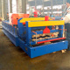 Steel Tile roofing/step tile roof profile rolling machine/ tile profile polishing machine