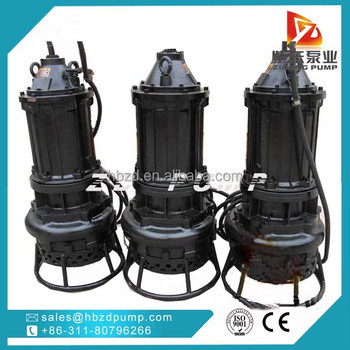 Electric Submersible Dredge Pump With Cutter - Buy Submersible Dredger  Pump,Electric Dredge Pump,Electric Motor Submersible Dredge Pump With  Cutter