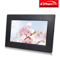 Cheap price 7 inch english digital photo frame gif picture video player