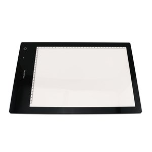 LB4 Portable Battery Operated LED Light Board Tattoo Tracing Drawing Board