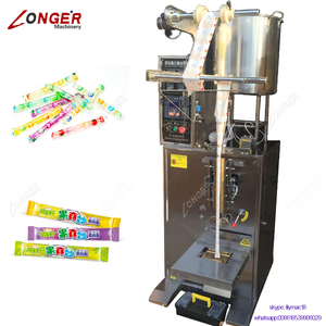 Factory Supply Soluble Film Liquid Pouch Mineral Water Sachet Packing Machine Packaging Automatic