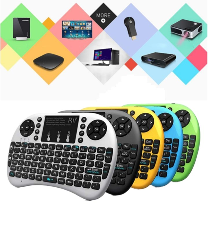 For Android tv box 92 keys i8 mini Wireless Keyboard gaming keyboard and mouse