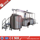 Production SUS 304 Home Brewing Equipment alcohol machine