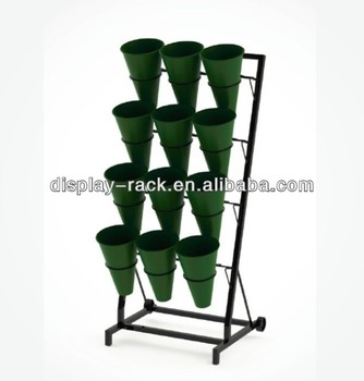 Flower Shop Display Rack Hsx-s1060 - Buy Flower Rack ...