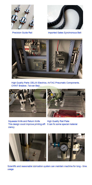 Spe 2040 Atma Cheap Semi Automatic Silk Screen Printing Machine In Delixi Air Circuit Breaker Cdw16300 China Manufacturer Factory Picture