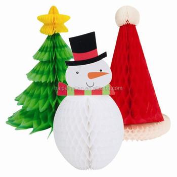 Christmas Santa Hat Paper Tissue