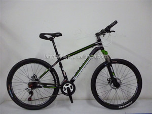 high quality made in china 21 speed alloy MTB bicycle mountain bike / bycicle