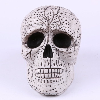 yiwu caddy hp 035 halloween skull props haunted house bar room escape the scary - Halloween Skull Decorations