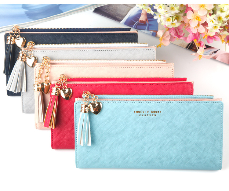 Women/'s Purse Lady Party Clutch Clutch Bag Long Women Wallets Card Holder