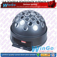Led Crystal ball for Disco / Club / DJ stage lighting