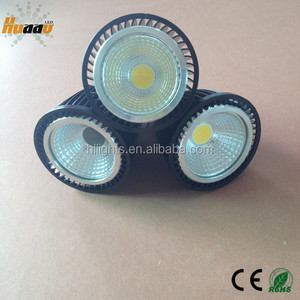 AC85-265V/DC12-48V 7w led mini spotlight for table light