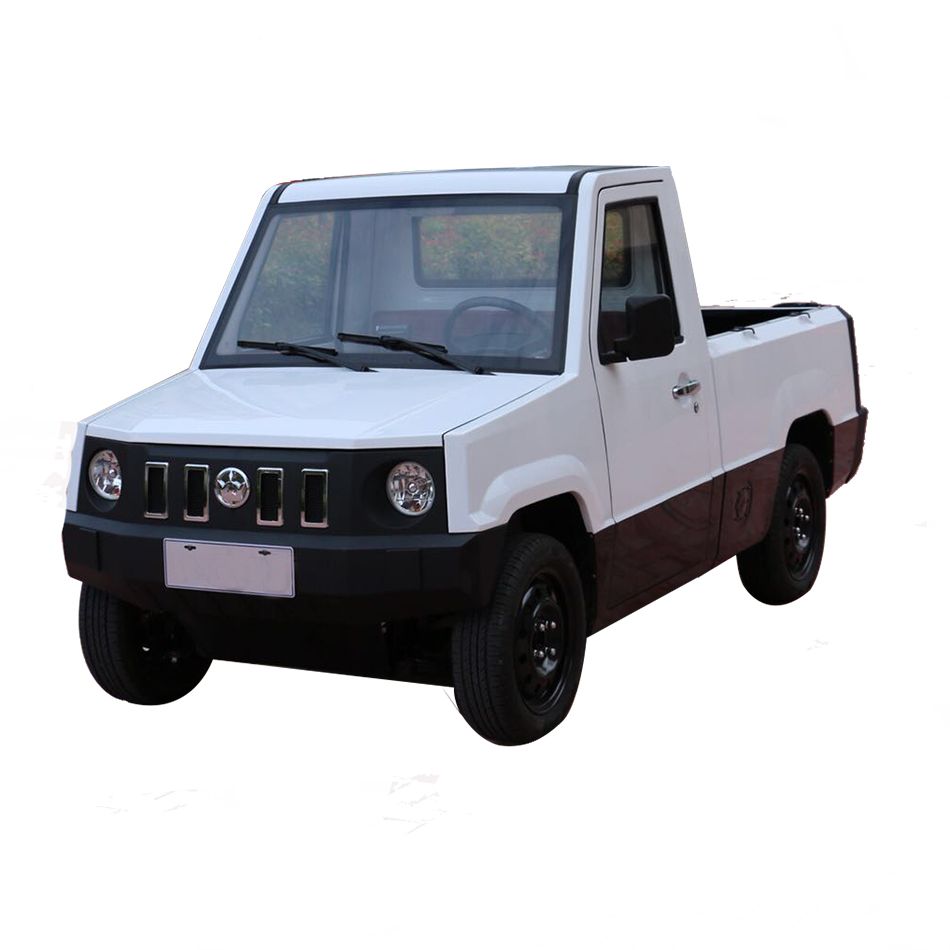 Right Hand Drive Electric Pickup Truck Small Car For