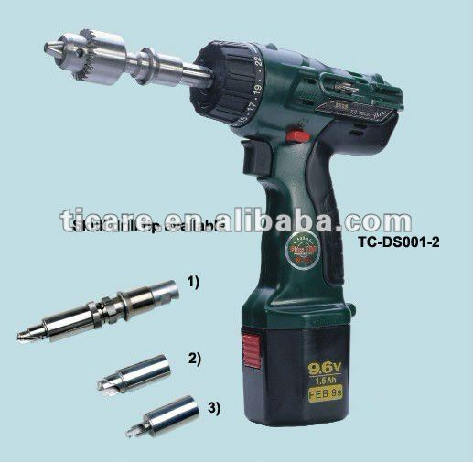Economic type medical electric saw&drill system