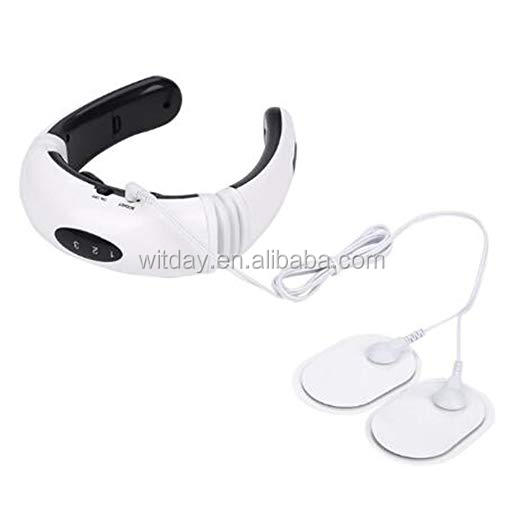 Therapy Neck Massager Neck Relax Back, Shoulders, Foot, Legs Electric Full Body Massage, Relieve Muscle pain - Office, Home