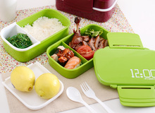 Friendly enviroment food storage lunch box, fresh box, bento lunch box