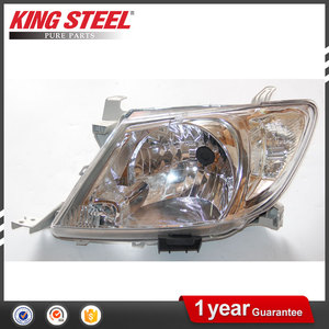 KINGSTEEL Car Accessories Headlight Head Lamp for TOYOTA HILUX VIGO 81106-0K010