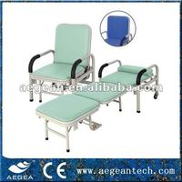 AG-AC001 Medical hospital Accompany floding sleep chair