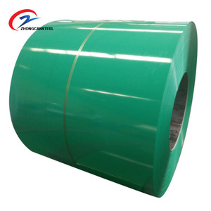 Low Price ppgi coils japan Prime Pre Painted Galvanized Steel Coil RAL9002 RAL5020 from zhejiang
