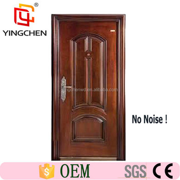 Customized Model Iron Safety Door Design For Home