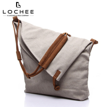 High Quality Khaki Insulated Lady Messenger Bag For Girl