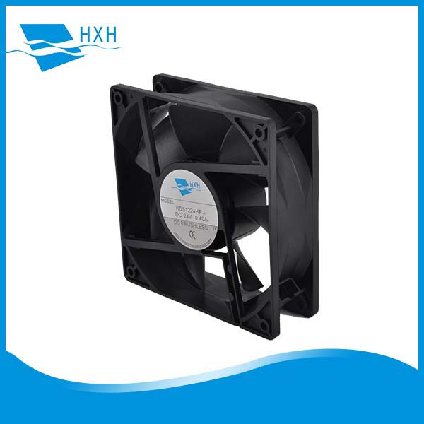 HD12038 120x120x38mm 12v cooling system for Telecom