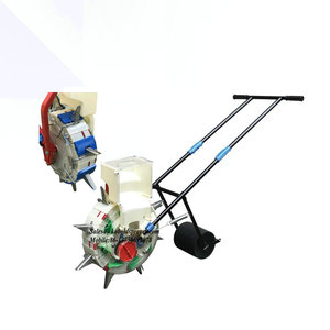 Manual Vegetable /seed planter/ Hand push corn seeder