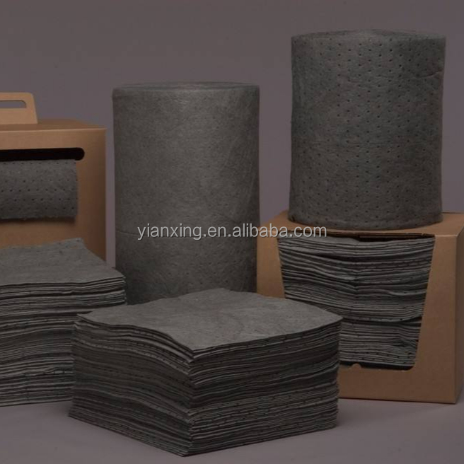 100% Polypropylene Environment Friendly Absorbent Roll