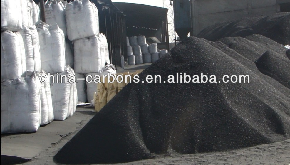 Carbon Additive/Calcined Anthracite Coal (Wanboda Brand) For Steel Making