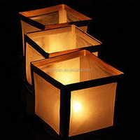 High quality Chinese Paper Floating Water Lantern